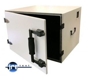 JRE2218 RF shielded test enclosure