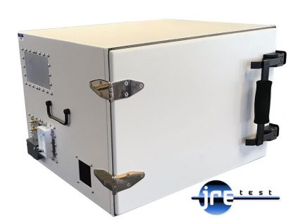 JRE2218 RF shielded test enclosure