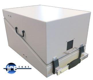 JRE1522 RF shielded test enclosure closed