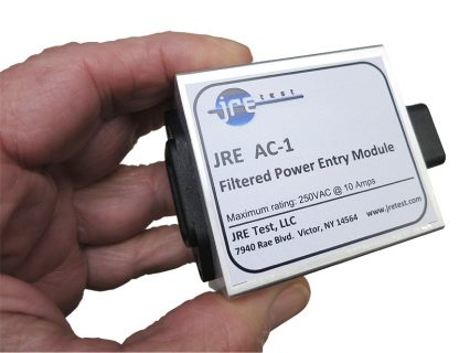 JRE Test AC-1 Filtered AC Power Entry Module