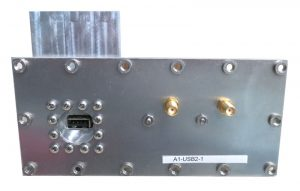 JRE Test A1-USB2-1 populated I/O plate rear view
