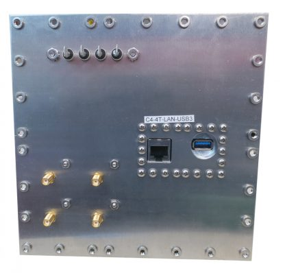 JRE Test C4-4 term-LAN-USB3-rear view populated I/O plate