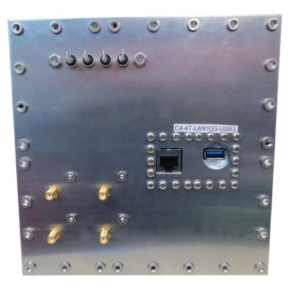 JRE Test C4-4 term-LAN10G-USB3-rear view populated I/O plate