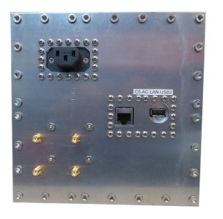 JRE Test C5-AC-LAN-USB2-rear populated I/O plate