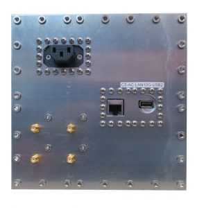 JRE Test C5-AC-LAN10G-USB2-rear populated I/O plate