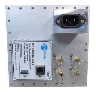 JRE Test C5-AC-LAN10G-USB3-front populated I/O plate
