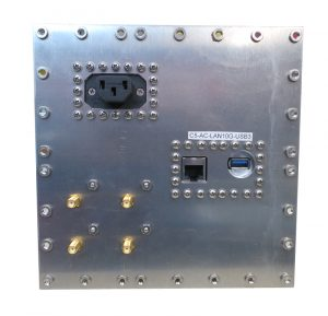 JRE Test C5-AC-LAN10G-USB3-rear populated I/O plate