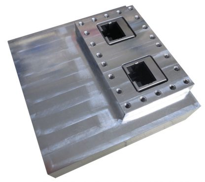 JRE Test LAN10G-2 dual filtered 10GBASE-T Ethernet interface-rear-view